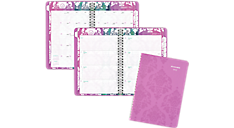 2017 Taryn Premium Weekly-Monthly Appointment Book (542-200_17) (Item # 542-200_17)
