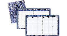 2016 Midnight Hour Premium Professional Weekly/Monthly Appointment Book (543-905_16) (Item # 543-905_16)