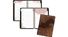 2017 Henna Premium Weekly-Monthly Planner (551-200_17) (Item # 551-200_17)