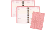 2017 Jasmine Premium Weekly-Monthly Appointment Book (576-200_17) (Item # 576-200_17)