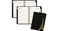 2017 Paris Premium Weekly-Monthly Planner (579-200_17) (Item # 579-200_17)