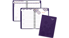 2017 Abby Premium Weekly-Monthly Planner (584-200_17) (Item # 584-200_17)