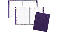 2017 Abby Premium Weekly-Monthly Appointment Book (584-905_17) (Item # 584-905_17)