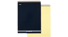Cambridge Stiff-Back Canary Wirebound Legal Pad (59880) (Item # 59880)