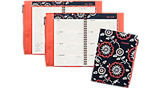 2016 - 2017 Nikko Canvas Academic Weekly/Monthly Planner (690-200A_17) (Item # 690-200A_17)