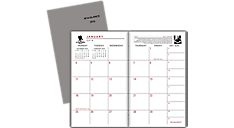 2016-2017 Wounded Warrior Project® 2 Year Monthly Pocket Planner (70024W_16) (Item # 70024W_16)
