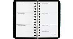 2016 Unruled Weekly Pocket Planner (70035_16) (Item # 70035_16)