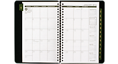 2016 Recycled Weekly/Monthly Appointment Book (70100G_16) (Item # 70100G_16)