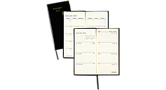 Fine Diary Weekly-Monthly Pocket Diary (701110) (Item # 701110)