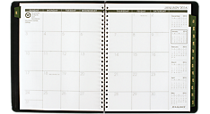 2016 Recycled Monthly Planner (70120G_16) (Item # 70120G_16)