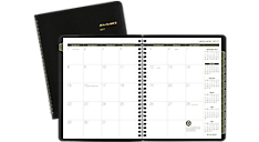 2017 Recycled Monthly Planner (70120G_17) (Item # 70120G_17)