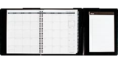 2016 Monthly Planner Plus Writing Pad - Medium (70120P_16) (Item # 70120P_16)