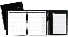 Monthly Planner Plus Writing Pad (70120P) (Item # 70120P)