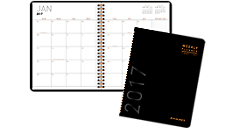 2017 Contempo Monthly Planner (70120X_17) (Item # 70120X_17)