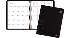 Contempo Monthly Planner (70120X) (Item # 70120X)