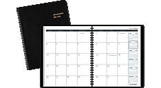 2015-2016 Medium Academic Monthly Planner  (70127_16) (Item # 70127_16)