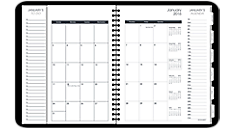 2016 Triple View™ Daily/Monthly Appointment Book - Large (70206V_16) (Item # 70206V_16)