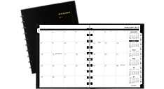 2017 Monthly Planner with Poly Cover (70260E_17) (Item # 70260E_17)