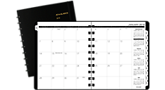 Monthly Planner with Poly Cover (70260E) (Item # 70260E)