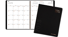Contempo Monthly Planner (70260X) (Item # 70260X)