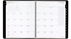 2016 Contempo Monthly Planner - Large (70260X_16) (Item # 70260X_16)