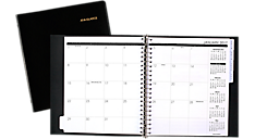 2017 5-Year Monthly Planner (70296_17) (Item # 70296_17)