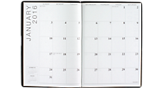 2016 Recycled Monthly Planner (70432_16) (Item # 70432_16)