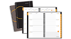 2015-2016 Plan. Write. Remember.® Academic Weekly/Monthly Planner (705101_16) (Item # 705101_16)