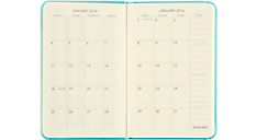 2016 Perfect Bound Weekly/Monthly Planner - Small (706035_16) (Item # 706035_16)