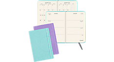 PLAN. WRITE. REMEMBER. Perfect Bound Weekly-Monthly Planner (706035) (Item # 706035)