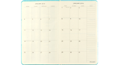 2016 Perfect Bound Weekly/Monthly Planner - Medium (706100_16) (Item # 706100_16)