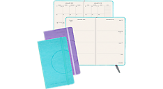 PLAN. WRITE. REMEMBER. Perfect Bound Weekly-Monthly Planner (706100) (Item # 706100)