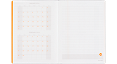 2016 Perfect Bound Planning Notebook - Large (706126_16) (Item # 706126_16)