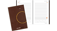 2017 Plan.Write.Remember.® One Day Per Page Planning Notebook (706201_17) (Item # 706201_17)