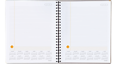 2016 Planning Notebook with Reference Calendars (706209_16) (Item # 706209_16)
