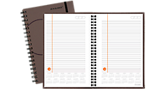 PLAN. WRITE. REMEMBER. Planning Notebook with Reference Calendars (706210) (Item # 706210)
