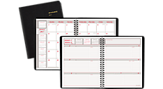 2017 Weekly-Monthly Appointment Book (70650_17) (Item # 70650_17)