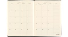 2016 Perfect Bound Weekly/Monthly Appointment Book - Large (706950_16) (Item # 706950_16)
