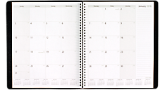 2016 Notetaker Monthly Planner (70730_16) (Item # 70730_16)