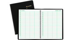 2017 Four-Person Group Daily Appointment Book (70822_17) (Item # 70822_17)