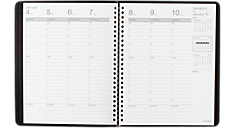 2016 Weekly Appointment Book with Full Weekend (70865_16) (Item # 70865_16)