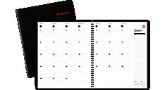 2017 800-Range Monthly Planner (70890_17) (Item # 70890_17)