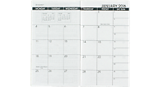 2016 Monthly Planner Refill for 70-064 (70906_16) (Item # 70906_16)