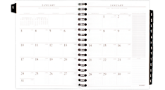 2016 Appointment Book Refill for 70-545 (70908_16) (Item # 70908_16)