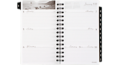 2016 Weekly/Monthly Planner Refill for 70-NF45 (70913_16) (Item # 70913_16)