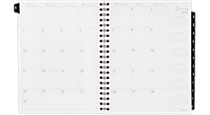 2016 Weekly-Monthly Planner Refill for 70-NF81 (70915_16) (Item # 70915_16)