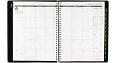 2016 Recycled Weekly/Monthly Appointment Book (70950G_16) (Item # 70950G_16)