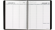 2016 Weekly Appointment Book - Medium (70951_16) (Item # 70951_16)
