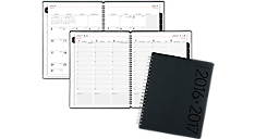 2016 - 2017 Contempo Academic Weekly/Monthly Appointment Book (70957H_17) (Item # 70957H_17)