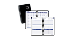 2015-2016 Collegiate Weekly/Monthly Academic Appointment Book (70CP03_16) (Item # 70CP03_16)